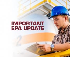 U.S. EPA Declines to Extend UST Compliance Deadline of October 2018